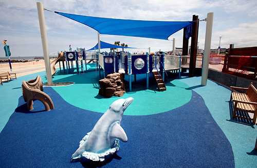 "13. JT's Grommet Island Beach Park and Playground for Every""BODY"" – Virginia Beach, Virginia"