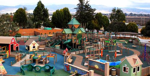 2. Tatum's Garden – Salinas, California