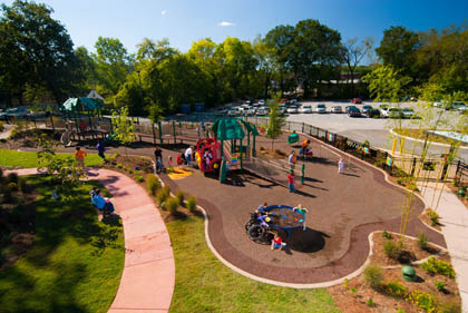 22. Signal Centers Therapeutic Playground for the Arts – Chattanooga, Tennessee