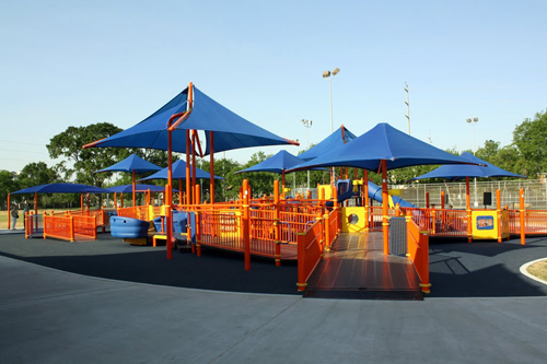 4. Playground Without Limits – Houston, Texas