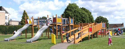 6. The Play Park – Exeter, U.K.