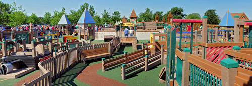 8. Hope Park – Frisco, Texas