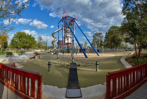 9. Lake Macquarie Variety Playground – Lake Macquarie, New South Wales, Australia