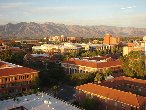 2 University of Arizona