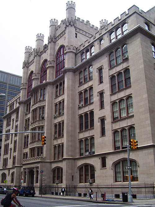 4 Hunter College