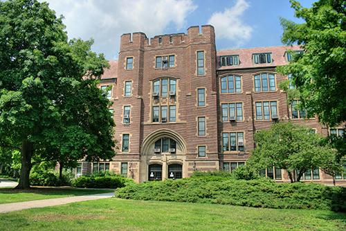 MSU Human Ecology Building