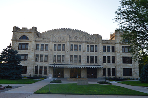 8 Fort Hays State University